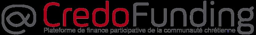 Logo CREDOFUNDING fond transparent